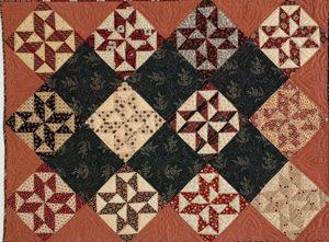 Barbara Fritchie's Star Pattern