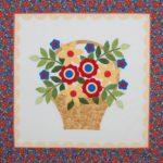 basting and stuffed circles basket 150x150 I Love Applique! Basting and Stuffed Circles