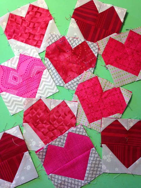 bbhearts14 QM Bitty Blocks: I Heart This One!