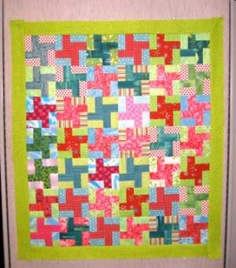 cc123101 264x300 Little Christmas Windmills: Free Quilt Pattern