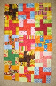 cc12312 194x300 Little Christmas Windmills: Free Quilt Pattern