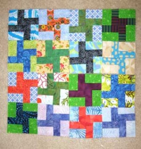 cc12313 283x300 Little Christmas Windmills: Free Quilt Pattern