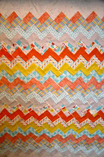 Carolyns Chevron QuiltFree Pattern - The Quilting Company : chevron quilt pattern free - Adamdwight.com