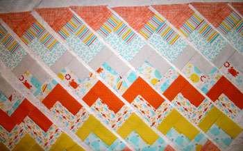 Carolyns Chevron QuiltFree Pattern - The Quilting Company : chevron quilt patterns - Adamdwight.com