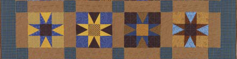 Free Civil War inspired quilt projects
