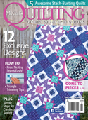 McCall's Quilting January/February 2017