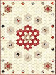 cover hex design 180 Inklingo: Hexagons with Linda Franz