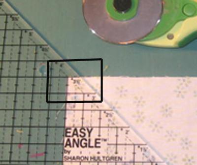 detaildogears Quilt Blocks: Easy Math Part 4