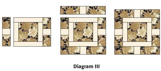 Garden Path: FREE Quilt Block Pattern