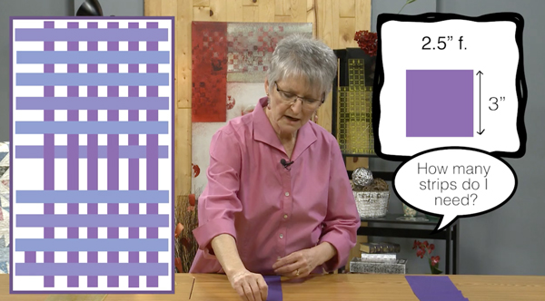 donna mae norris 2 Course Preview: Essential Math for Quilters