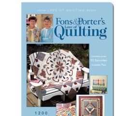Fons & Porter's Love of Quilting 1200 Series