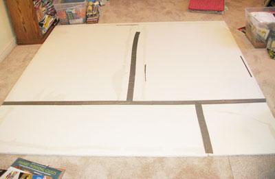 dw31 Easy Design Wall Tutorial