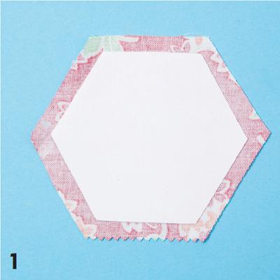 english paper piecing 01 English Paper Piecing Tutorial