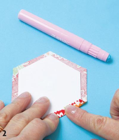 english paper piecing 02 English Paper Piecing Tutorial