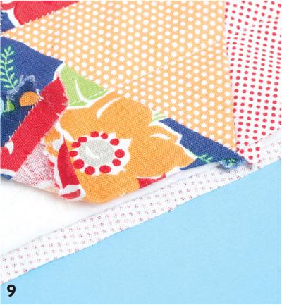 english paper piecing 09 English Paper Piecing Tutorial
