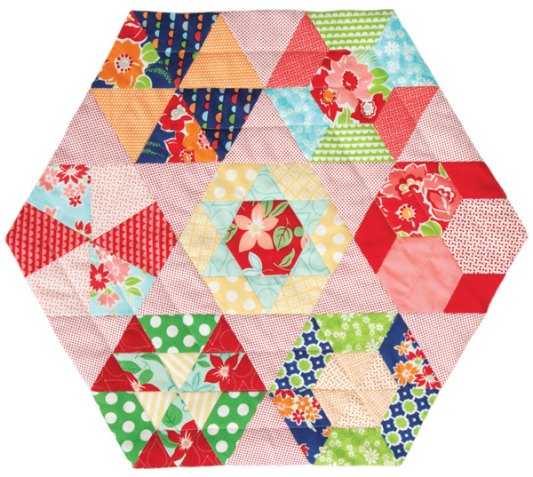 English paper piecing tutorial the quilting company english paper piecing tutorial pronofoot35fo Image collections