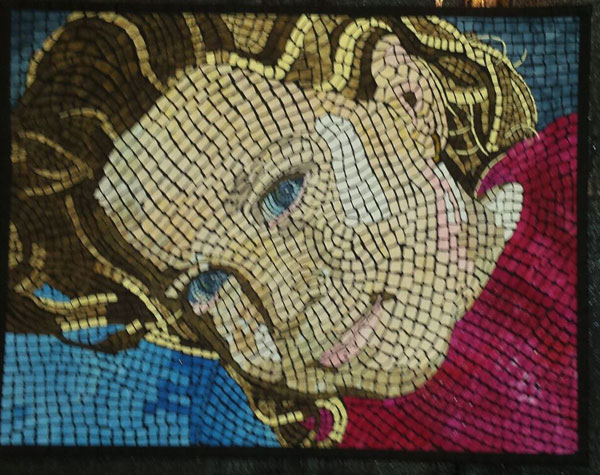 face Photos of Quilts from International Quilt Festival 2016