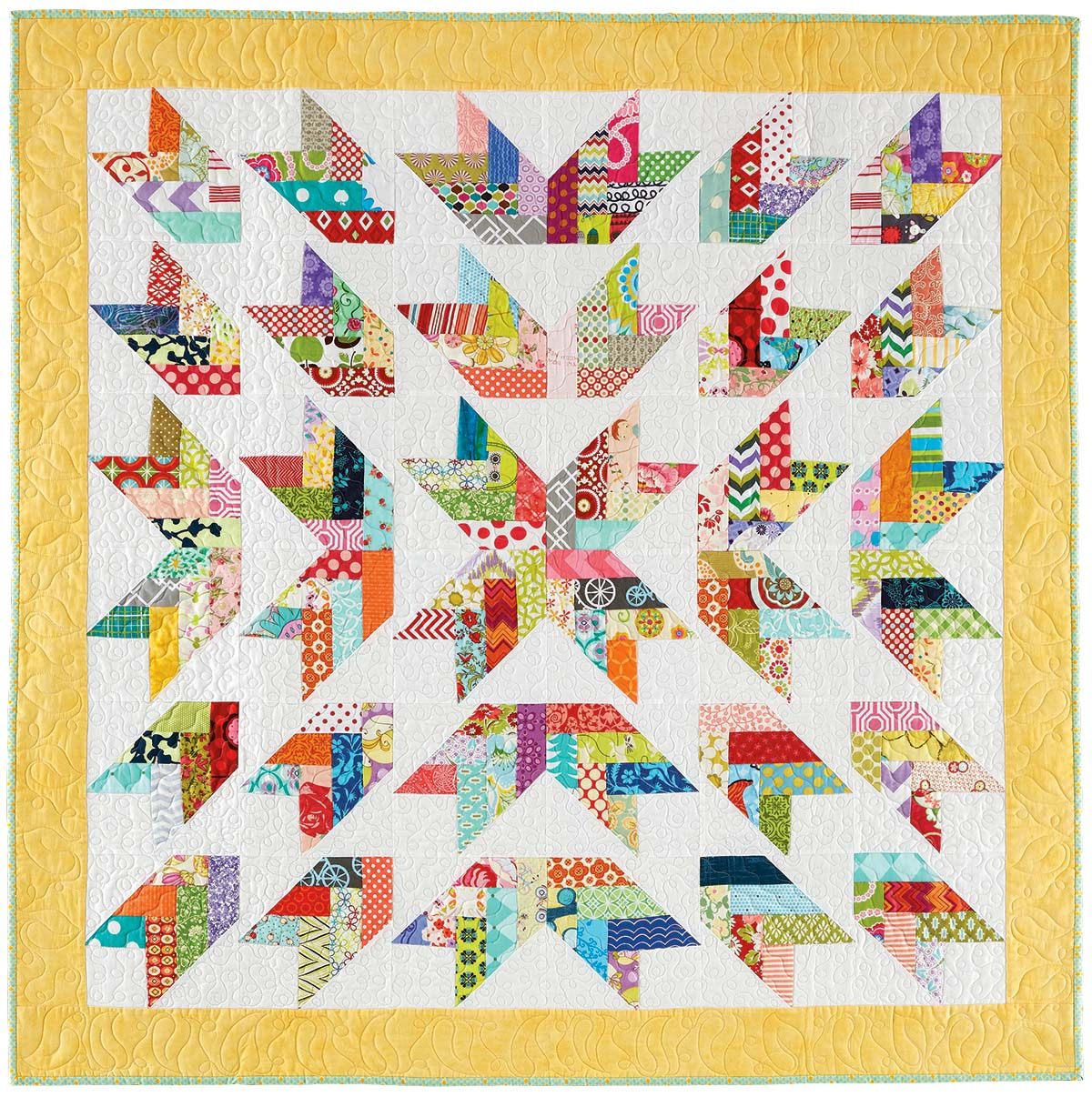 Target Practice Quilt Fons Amp Porter The Quilting Company