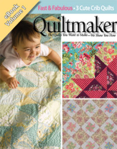 Free baby crib quilt patterns