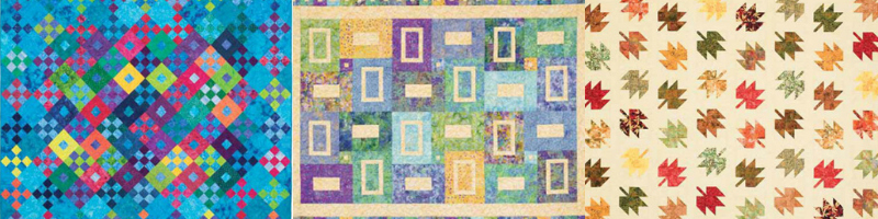 Free and easy batik patterns