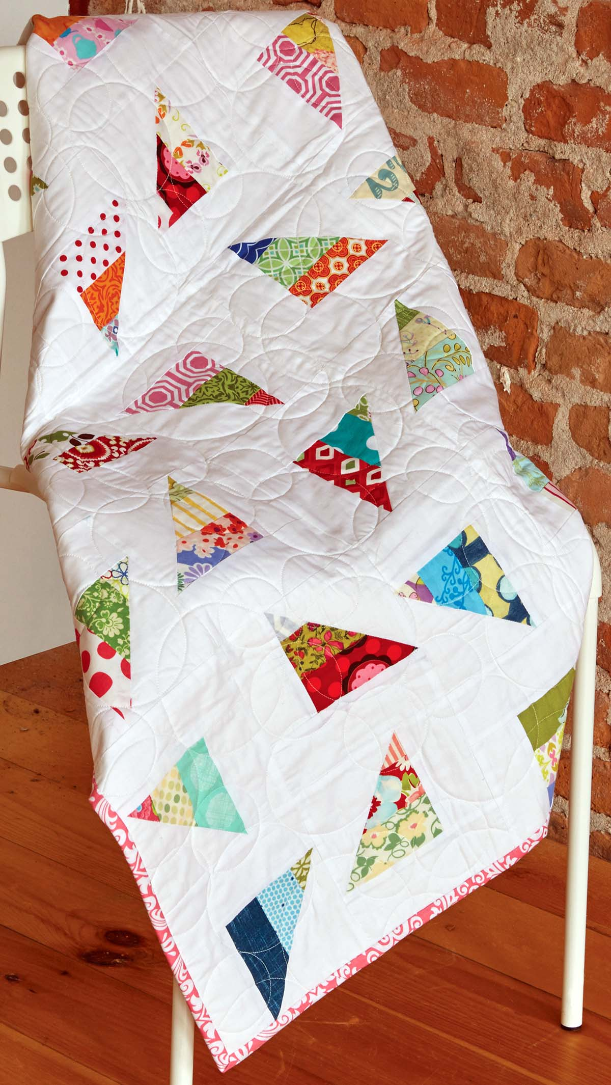 Free Flight Quilt Fons Amp Porter The Quilting Company