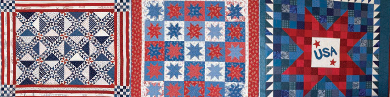 Free Patriotic Quilts eBook - The Quilting Company : fourth of july quilt pattern - Adamdwight.com