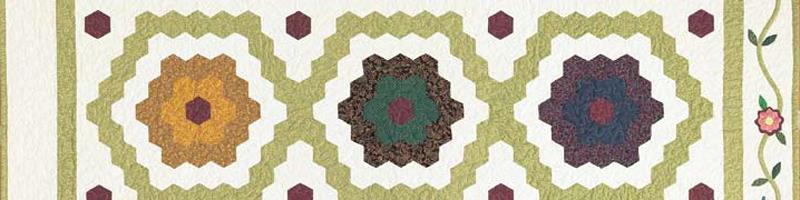 Free garden quilt patterns