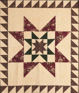 star quilt for men