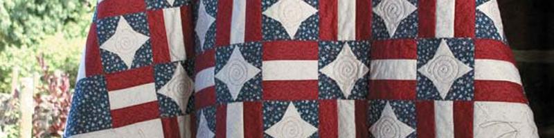 3 free patriotic quilt patterns
