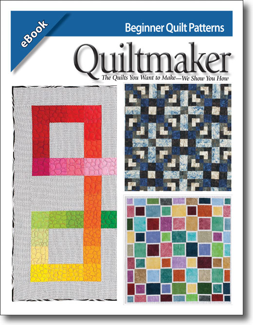 free quilt patterns for beginners 3 Free Beginner Quilt Patterns!