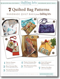 7 Free Quilted Bag Patterns to Make Your Own Handmade Bags ... : quilting daily - Adamdwight.com