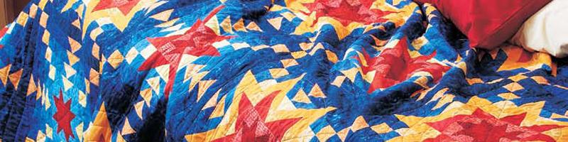 Free star quilt patterns