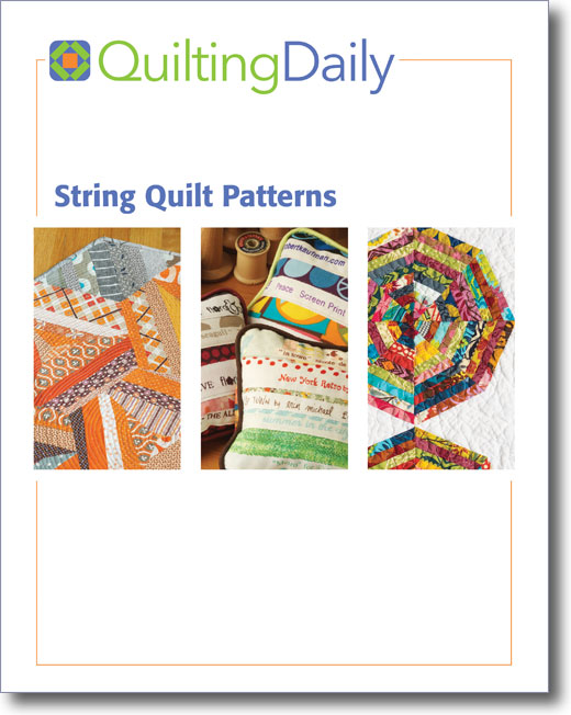 3 Free String Quilt Patterns