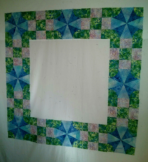 freeform block of the month 1 BOM7 Freeform Block of the Month – Month 1