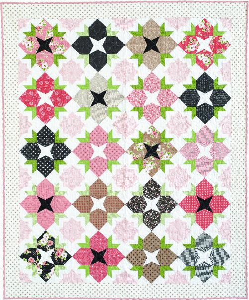 Full Bloom design by Allison Jensen