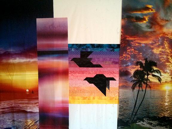 gigiILTQ1 I Love This Quilt!: Santa Fe Sunrise