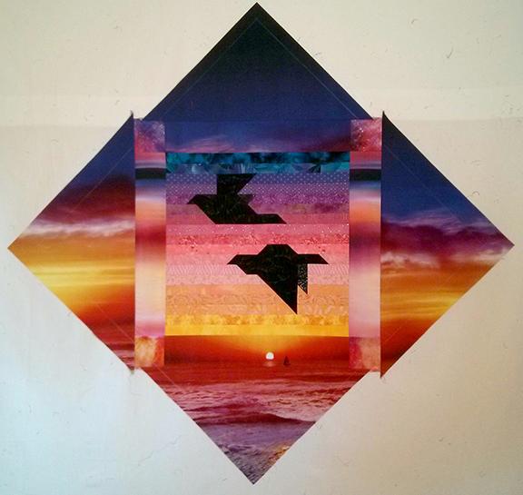 gigiILTQ2 I Love This Quilt!: Santa Fe Sunrise
