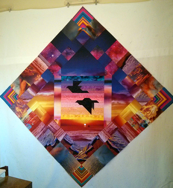 gigiILTQ3 I Love This Quilt!: Santa Fe Sunrise