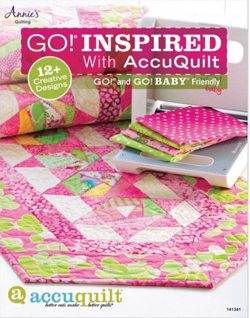 goinspired2 Quiltmakers 100 Blocks Vol. 13 Blog Tour: Day 3