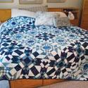 Gone to Pieces: Strip Pieced Batik Quilt Pattern