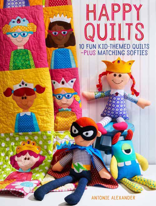 happy quilts 10 Happy Quilts for Kids