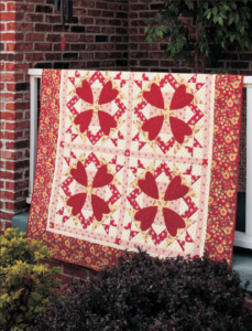 Traditional Heart Quilt