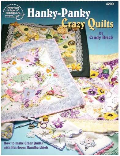 Hanky Quilts Brick By Brick The Quilting Company