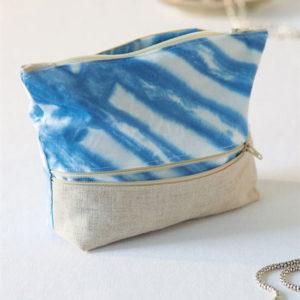 itajime-jewelry-pouch