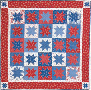 Free Patriotic Quilts eBook - The Quilting Company : free patriotic quilt patterns - Adamdwight.com