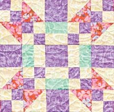 lavenderblock Quilt Blocks: Simple Math Part 2