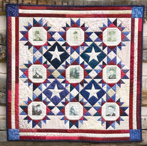 Liberty Star free quilt pattern