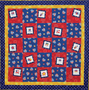 Life's a Picnic summer quilt pattern