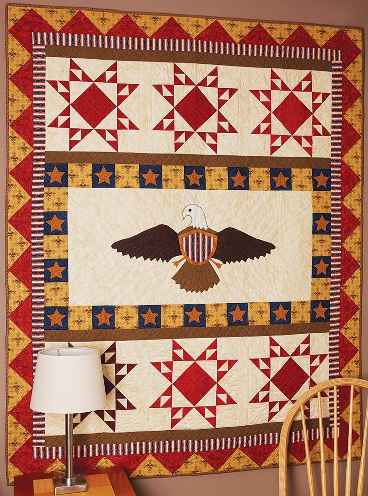 Eagle Scout Quilt Fons Amp Porter The Quilting Company
