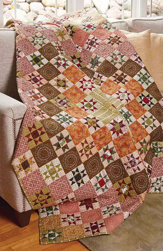 Happenstance Quilt Fons Amp Porter The Quilting Company